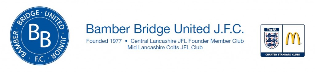 Bamber Bridge United Junior Football Club